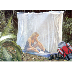 CAMPZ Single Mosquito Net white